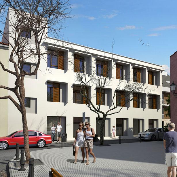 Cat logo bescos nicoletti arquitectos - Oficina seguridad social barcelona ...