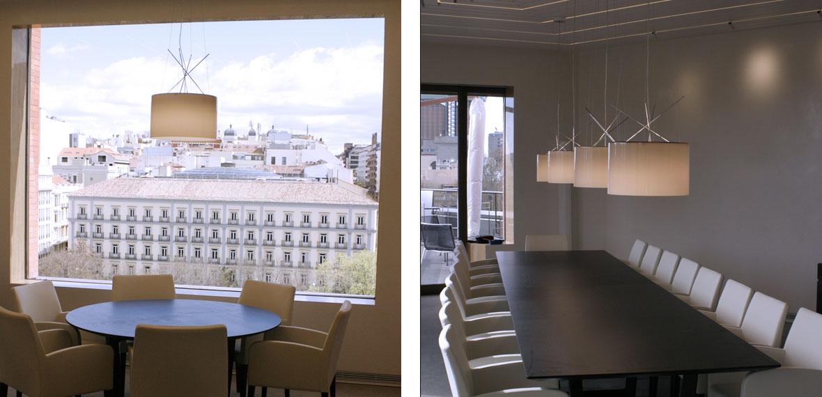 Reforma integral planta de oficinas edificio bankinter - Evo bank oficinas ...